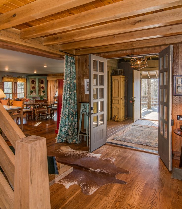 36 best interiors images on pinterest timber frame homes for Timber frame sunroom addition