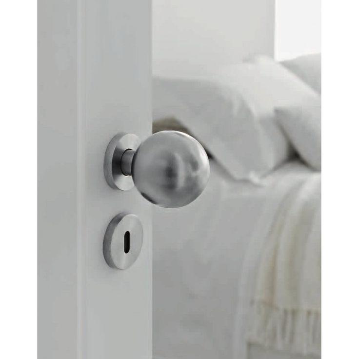 20 best Poignées de portes images on Pinterest Lever door handles - bouton de porte meuble salle de bain