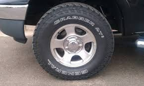 All-terrain Tyres,have a ratio of on/off road capability is most often about 60/40. The one tyre that I would recommend is the General Grabber AT.