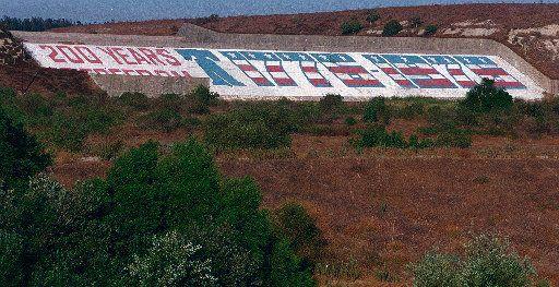 Petition · Rep. Ken Calvert: Save The Largest Patriotic Mural In America · Change.org
