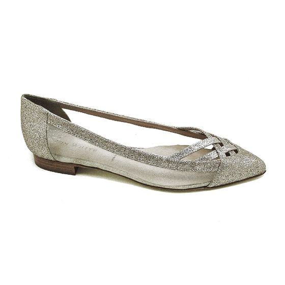 """Isha in Champagne by Ron White. Your perfect """"Cinderella Shoe""""! NEW FALL 2016! www.eggeller.com"""