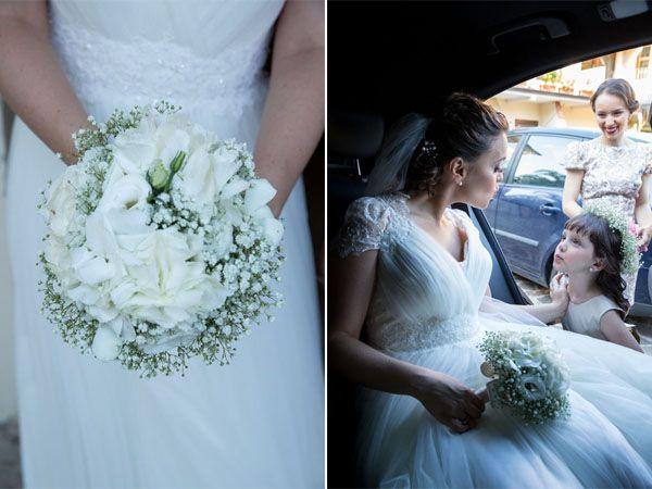 Un matrimonio nautico a Crotone: Ana Claudia e Gianmarco