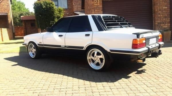 1982 Ford Cortina Xr6 Classic Cars British Ford Classic Cars