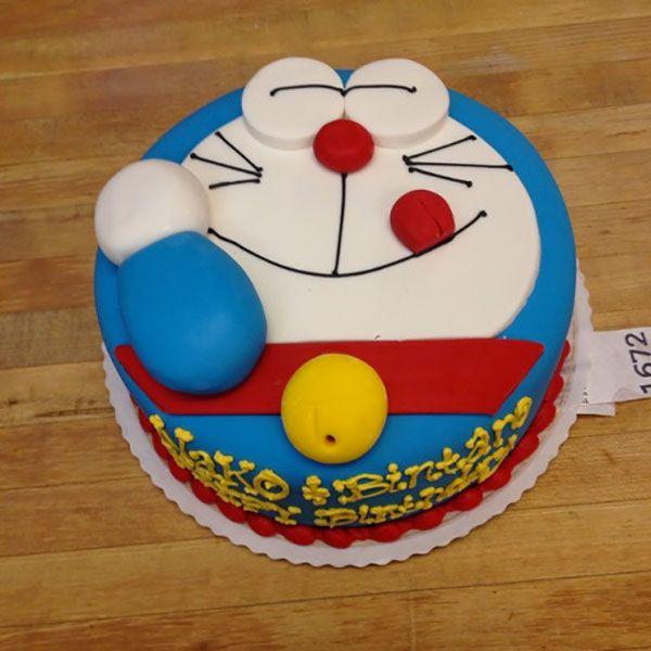 Torta di Doraemon n.15