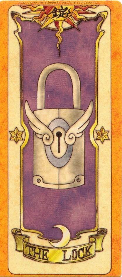 Clow Card ~ The Lock
