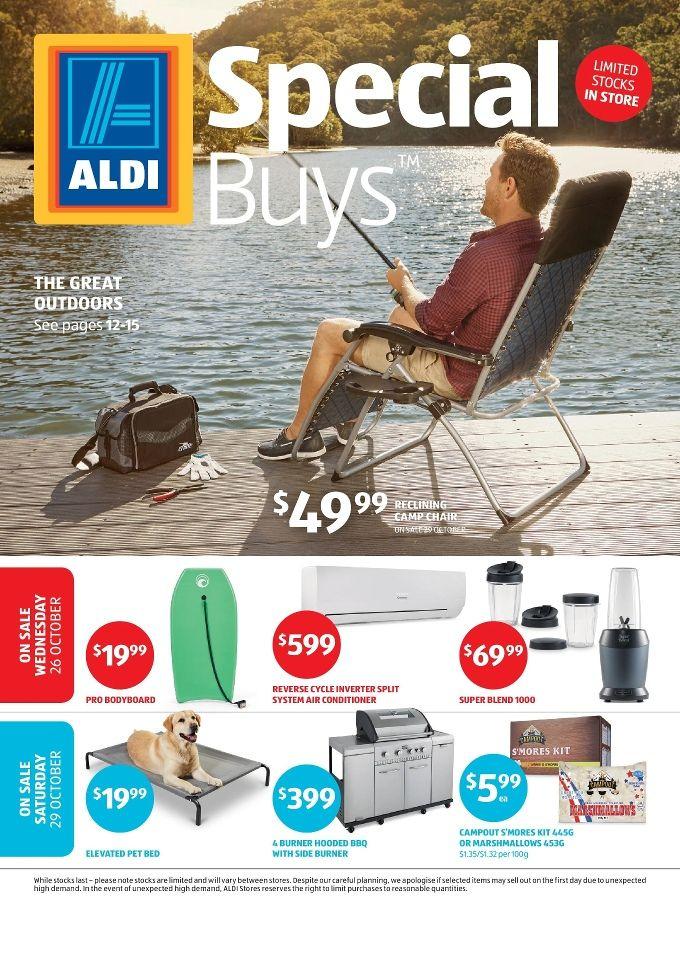 Aldi Catalogue Specials, 26  October - 1 November 2016 - http://olcatalogue.com/aldi/aldi-catalogue-specials.html