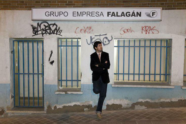 Proyecto Grupo de Empresas Falagán Julio Falagán Presentación en RAMPA (Madrid) 2009