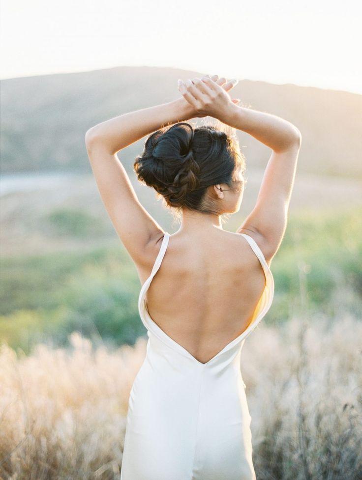 Photography: Christine Clark Photography  # ハワイ #ロケーションフォト #ウェディング #インスピレーション #ヘアスタイル