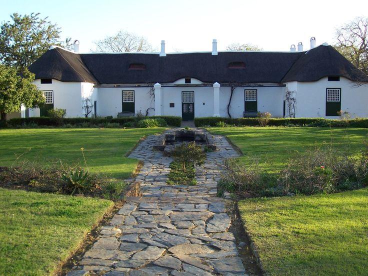 Swellendam - visit A Hilltop Country Retreat