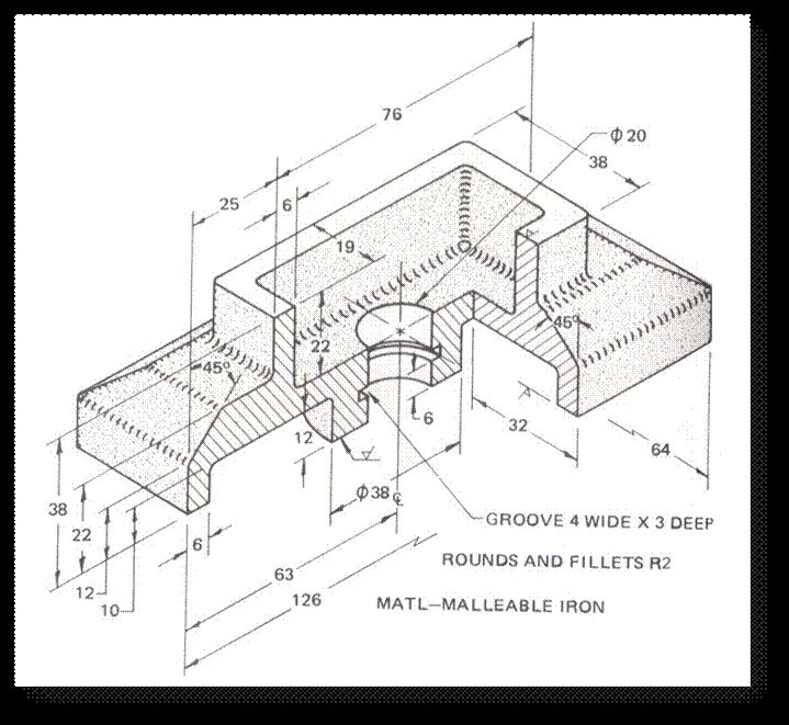the impact and importance of engineering drawings Cad software is being used on large scale basis by a number of engineering professionals  the benefits of using the cad software in  is making the drawings.