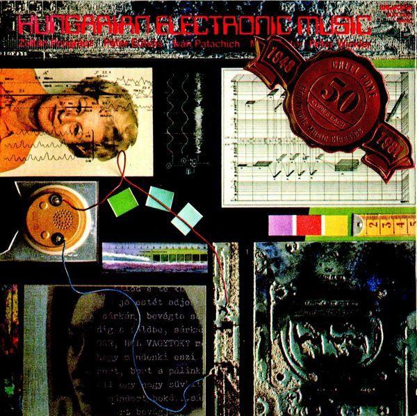 Images for Various - Magyar Elektronikus Zene: Hungarian Electronic Music