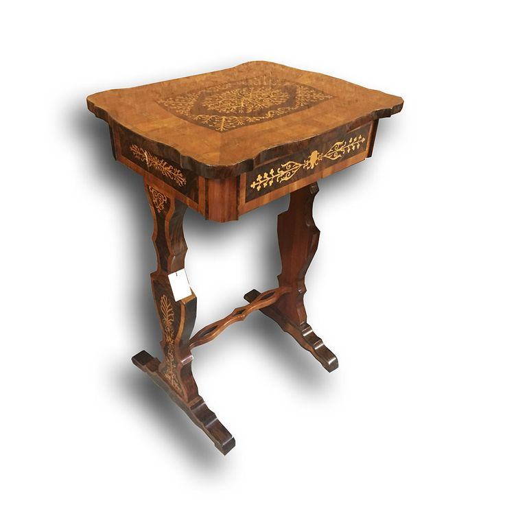 odkladacis-stolek-biedermeier  Biedermeier table