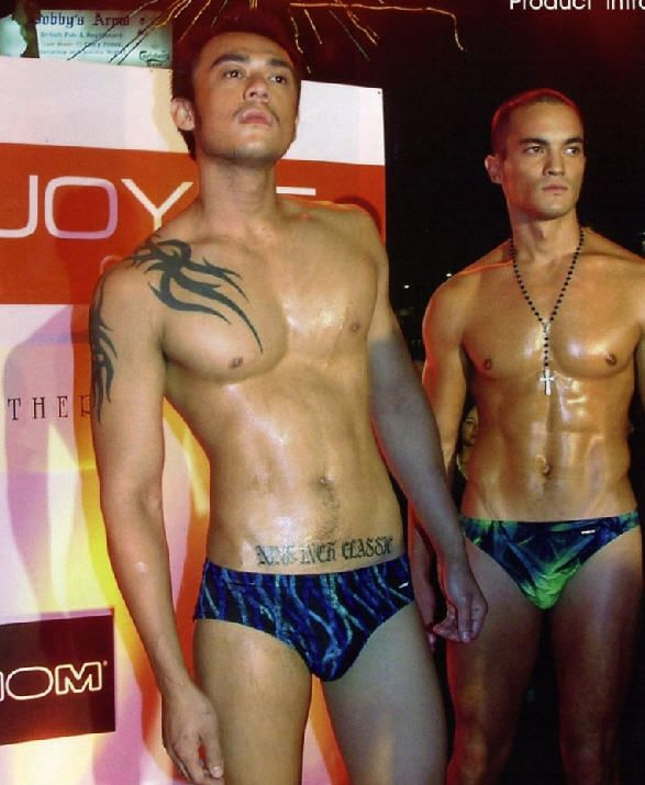 Thai Male Models