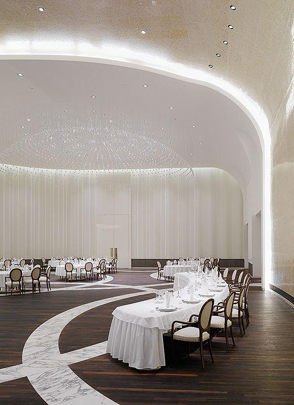 »Palace of International Forums »Uzbekistan«« — Ippolito Fleitz Group