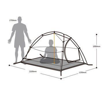 Naturehike Camping 2 Persons Tent Sunshade Double Layer Waterproof Anti-UV Sun Shelter Travel Hiking Sale - Banggood.com