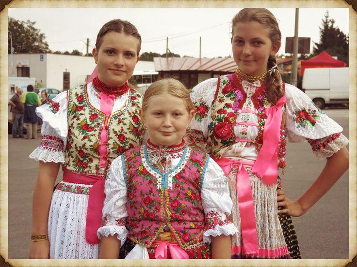 Hrušov national costume, kroj, tradičný ľudový odev