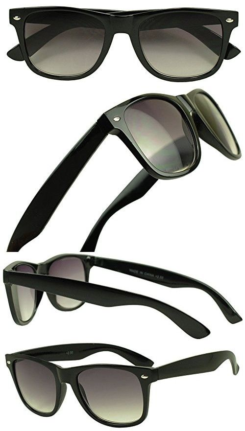 a2e7436e72 Sunglass Stop - Round Wayfarer RX Magnificatoin Reading Sun Readers Glasses  +3.50 Strength
