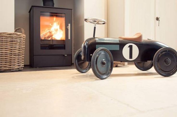 Do you want a modern fireplace? Use a #Rais #Stove