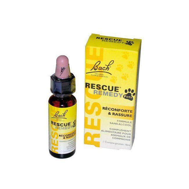 Rescue remedy pets, Fleurs de Bach