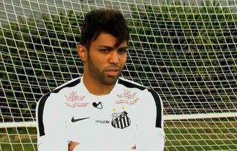 Gabigol espera aliar futebol prazeroso e campeão no Santos em 2016