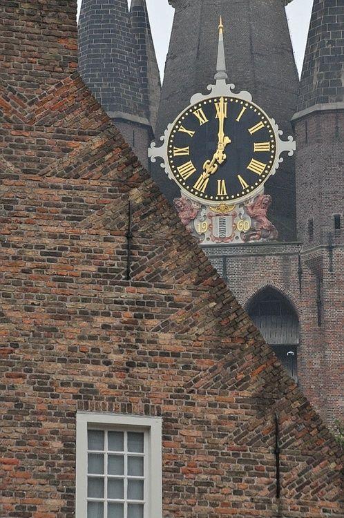 ♥ De Oude Kerk in Delft