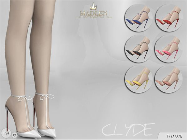 TSR : MJ95's Madlen Clyde Shoes.