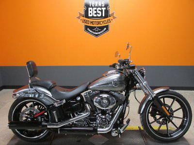 eBay: Harley-Davidson Softail Breakout 2009 Harley-Davidson