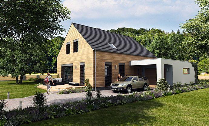 Dvoupodlažní domy