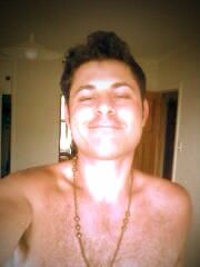Rosary, clean shaven