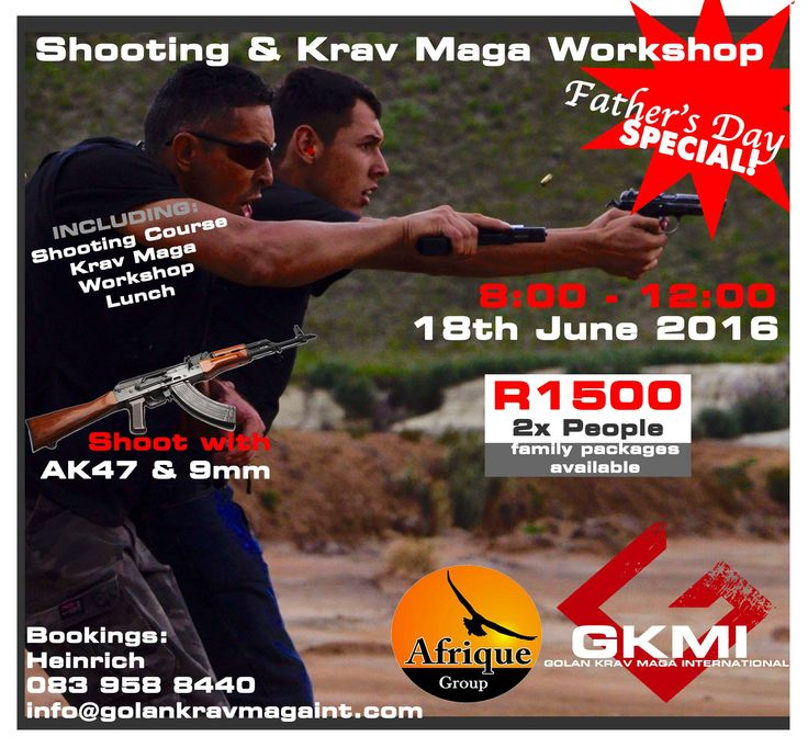 Best Fathers Day ever #fathersday #kravmaga #memories