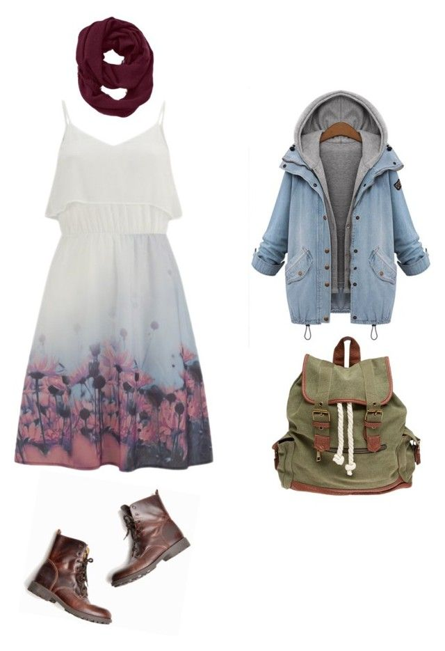 """autunno casual grunge"" by carolina-campi on Polyvore featuring Vero Moda, Athleta and Wet Seal"