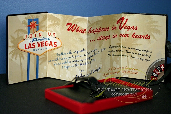Las Vegas Themed Wedding Invitations: 19 Best Images About LAS VEGAS THEME BIRTHDAY INVITATION