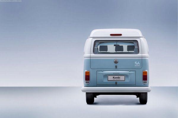 Revista Coche: Alemania recibe al último Volkswagen Kombi fabricado