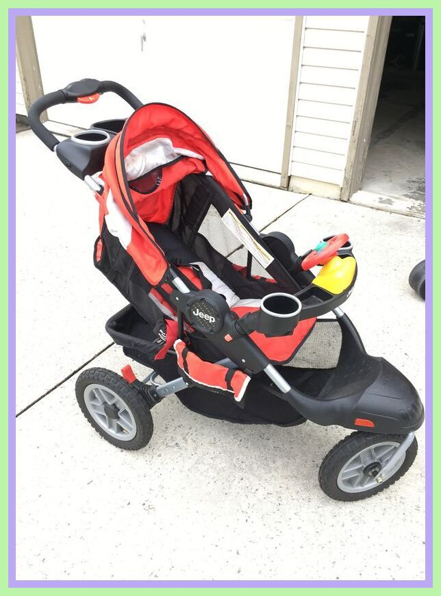 Pin On Jogging Stroller Folds Up Small