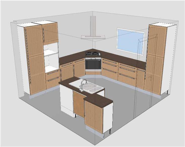 Cuisine Ikea Tidaholm : Réalisation caisson angle pour hotte (27 messages) - ForumConstruire.com