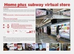 L'essor du m-commerce : « let the store come to people » – Tesco Home plusKorea | Trafic magasins