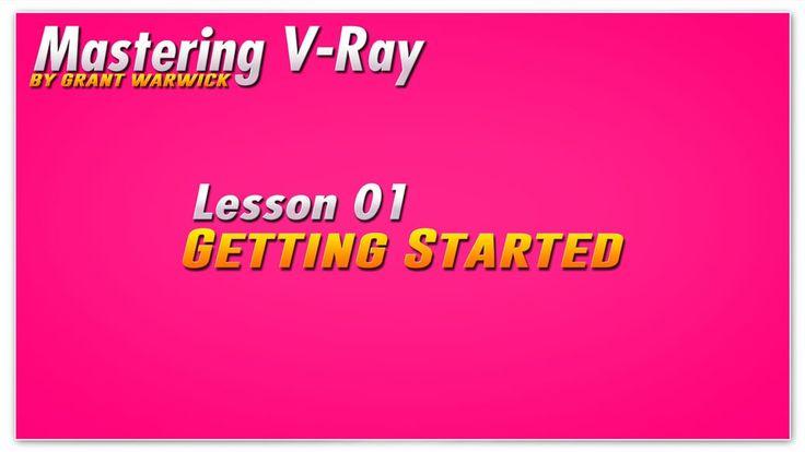 Mastering Vray- Lesson 1 (Free) on Vimeo