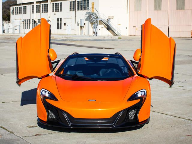 2015 McLaren 650S: review - CNET