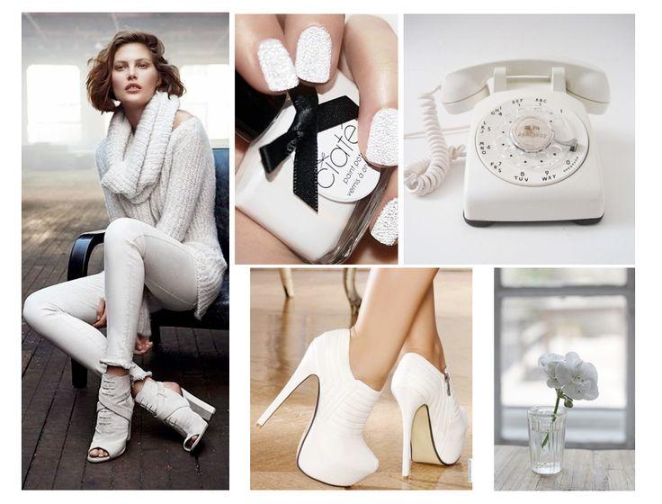 #uppstyle #white #styl #fashion #moda #biały