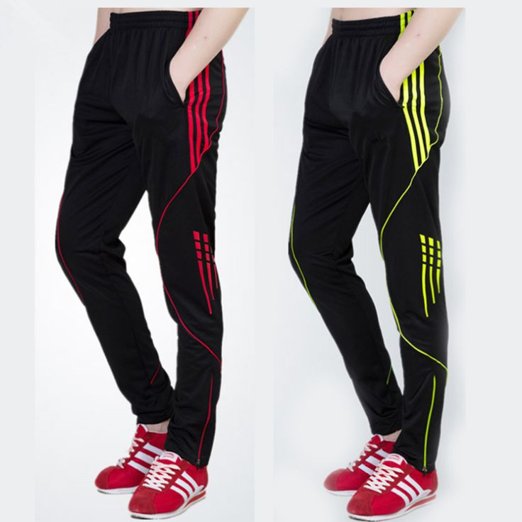 Brand Sports Training Running Pants Mens Breathable Fitness Football Basketball Jersey Sweatpants Pantalones