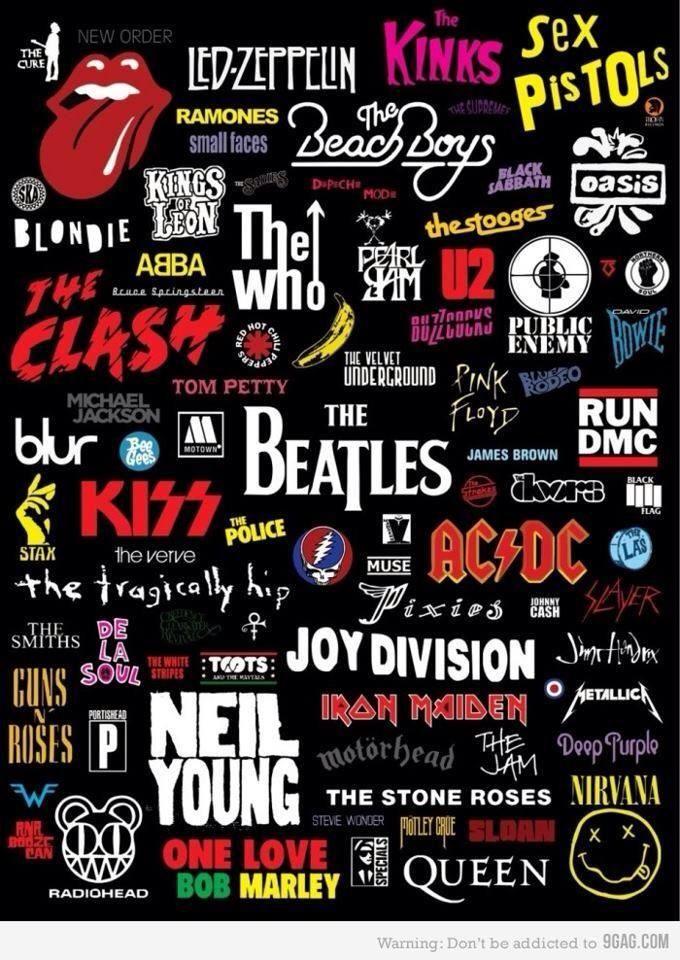 """""""álbuns que são fundamentais para várias gerações do rock e do blues"""""""