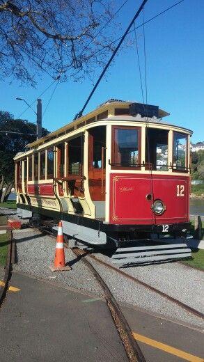 Wanganui Tram. New Zealand. Photo Kylie Wetherall