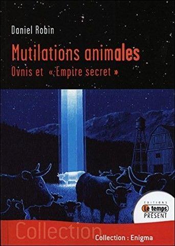 Un célèbre auteur américain focalise son attention sur les mutilations de bétail et ovnis