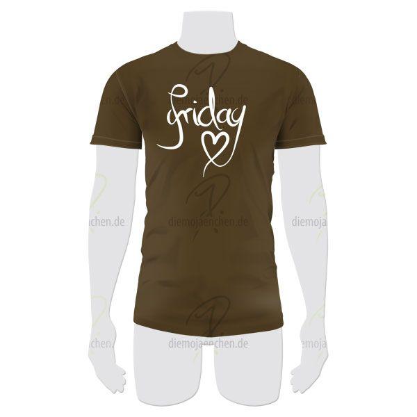 Friday - T-Shirt