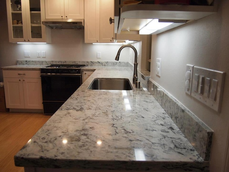 Praa Sands Countertop W White Cabinets Our House