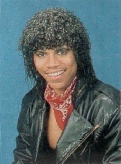 Jheri Curl, this is Black 80's!!! Stoney Jackson.