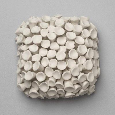 "design-dautore.com    Wall tiles from Heather Knight Ceramics     ""Funghi"""