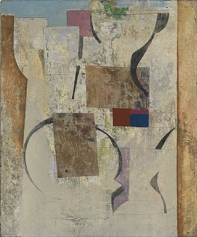 """May 1955"" by Ben Nicholson"