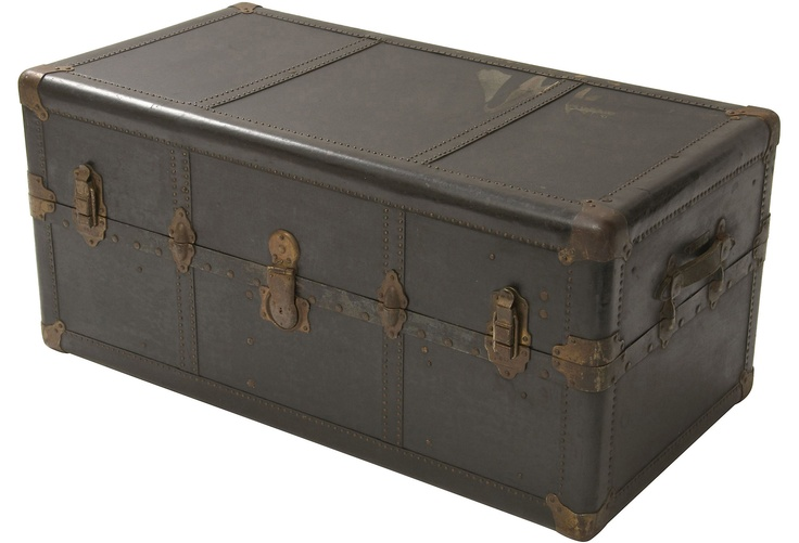 Steamer Trunk - The Color