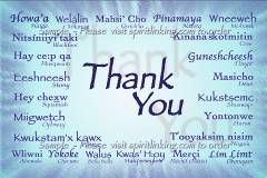 how to say thank you in tha language